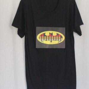 M Batman light up T-shirt