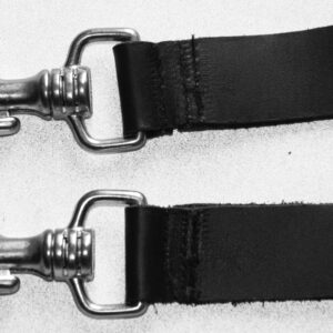 Belt loop trigger clips