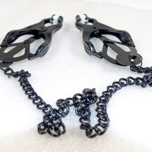 Black clover clamps