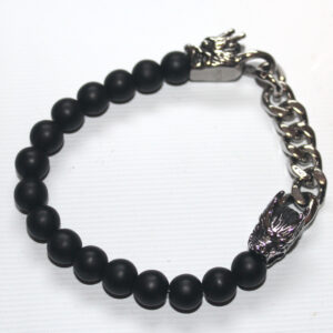Chinese dragon bracelet (elasticated)