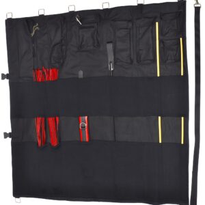 Extra Large Fetish Kit Bag for floggers, crops, canes etc.