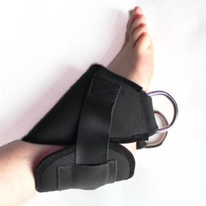 Ankle suspension cuffs