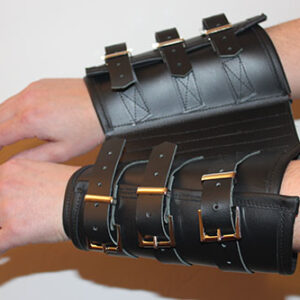 Separation arm binder