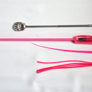 Bright pink crop set