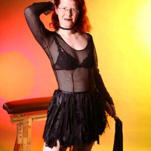 Black fairy skirt