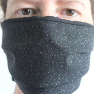 Galaxy face mask