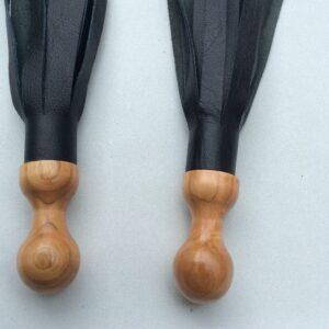 Poi ball flogger – pair