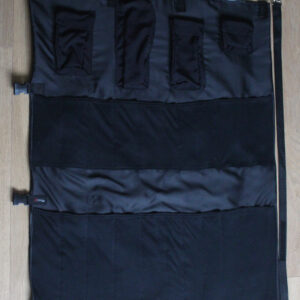 Large BDSM tool kit bag for canes, floggers, cuffs etc.