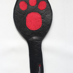 Paw print paddle