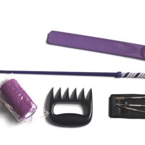 Purple sensation crop set