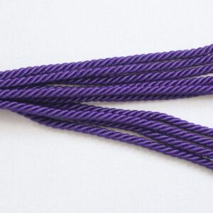 Purple rope flogger