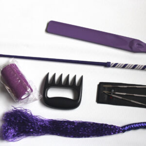 Purple sensation play set