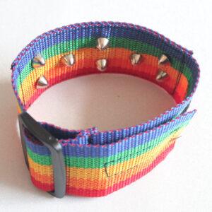 Rainbow cilice