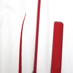 Red riding crop, paddle and dragon tail set