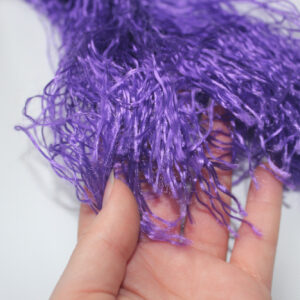 Super soft sensation play purple flogger