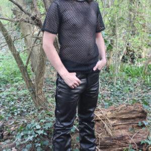 Subtle mesh top