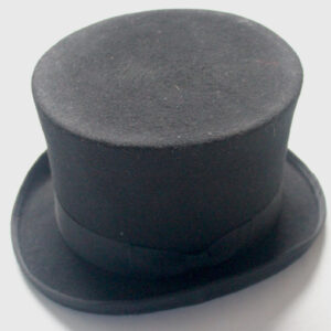 Extra large, tall top hat